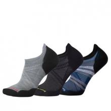 Men's Run Targeted Cushion Trio Socks by Smartwool