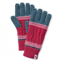 Popcorn Cable Glove by Smartwool