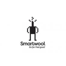 Everyday Top Split Stripe Crew Socks by Smartwool