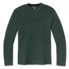 Men's Brookline Crew Sweater by Smartwool