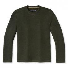Men's Hudson Trail Fleece Crew Sweater by Smartwool