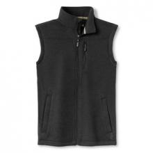 Men's Hudson Trail Fleece Vest by Smartwool