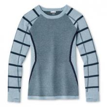 Women's Dacono Crew Sweater by Smartwool in Golden CO