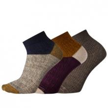 Women's Everyday Ankle Socks Trio Socks by Smartwool
