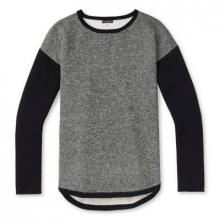 Women's Shadow Pine Colorblock Sweater by Smartwool in Chelan WA