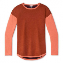Women's Shadow Pine Colorblock Sweater by Smartwool