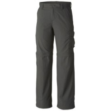 Youth Boy's Silver Ridge III Convertible Pant by Columbia