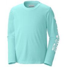 Boy's Terminal Tackle Long Sleeve Tee by Columbia in Columbus Ga