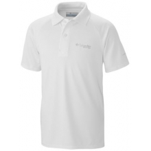 Boy's Terminal Tackle Polo Shirt by Columbia
