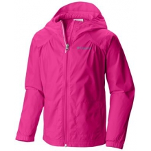 Toddler Girl's Switchback Rain Jacket by Columbia