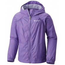 Youth Girl's Toddler Switchback Rain Jacket by Columbia in Chicago Il