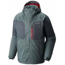 Men's Extended Alpine Action Jacket by Columbia