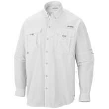 Men's Bahama II L/S Shirt by Columbia