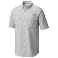 Men's Blood and Guts III Short Sleeve Woven by Columbia in Hope Ar