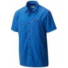 Men's Declination Trail II Short Sleeve Shirt by Columbia in Iowa City Ia