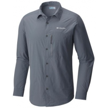 Men's Featherweight Hike Long Sleeve Shirt by Columbia
