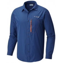 Men's Featherweight Hike Long Sleeve Shirt by Columbia in Berkeley Ca