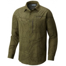 Men's Featherweight Hike Long Sleeve Shirt by Columbia in Folsom Ca