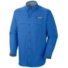 Men's Low Drag Offshore Long Sleeve Shirt by Columbia