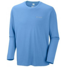 Men's PFG ZERO Rules LS Shirt by Columbia in Athens Ga