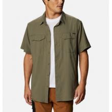 Men's Silver Ridge Lite Short Sleeve Shirt by Columbia in Chelan WA