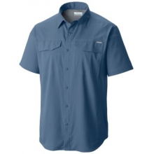 Men's Silver Ridge Lite Short Sleeve Shirt by Columbia