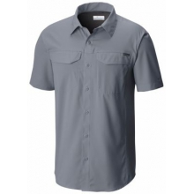 Men's Silver Ridge Lite Short Sleeve Shirt by Columbia in New York Ny