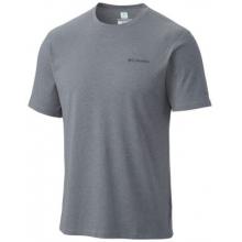 Men's Silver Ridge Zero Short Sleeve Shirt by Columbia in Logan Ut