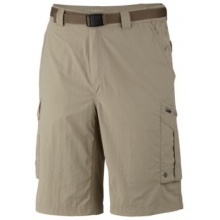 Men's Silver Ridge Cargo Short by Columbia in Cold Lake Ab
