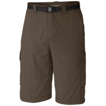Men's Extended Silver Ridge Cargo Short by Columbia