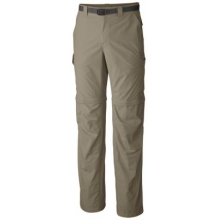 Men's Silver Ridge Convertible Pant by Columbia in Cold Lake Ab