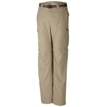 Men's Extended Silver Ridge Convertible Pant by Columbia