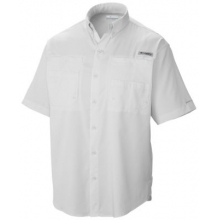 Men's Tamiami II Short Sleeve Shirt by Columbia in Iowa City Ia