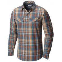 Men's Silver Ridge Plaid Long Sleeve Shirt by Columbia in Knoxville Tn