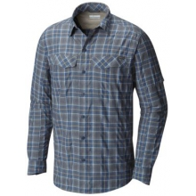 Men's Silver Ridge Plaid Long Sleeve Shirt by Columbia in Charleston Sc