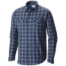 Men's Silver Ridge Plaid Long Sleeve Shirt by Columbia in Ramsey Nj