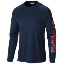 Men's Terminal Tackle Long Sleeve Shirt by Columbia in Brighton Mi