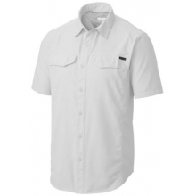 Men's Silver Ridge Short Sleeve Shirt by Columbia