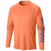 Men's Extended Terminal Tackle Ls Shirt by Columbia in Okemos Mi