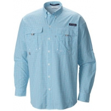 Men's Super Bahama Long Sleeve Shirt by Columbia