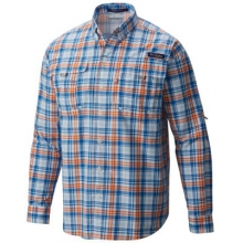 Men's Super Bahama Ls Shirt by Columbia