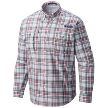 Men's Super Bahama LS Shirt by Columbia in Ofallon Il