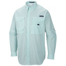 Men's Super Bonehead Classic Ls Shirt by Columbia