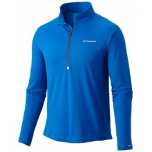 Men's Trail Flash Half Zip by Columbia in Ellicottville Ny