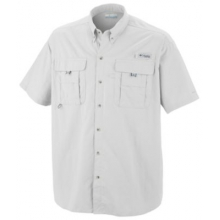 Men's Tall Bahama II Short Sleeve Shirt by Columbia