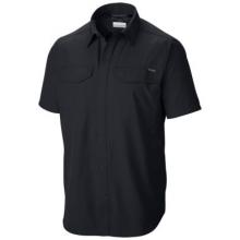 Men's Silver Ridge Short Sleeve Shirt by Columbia