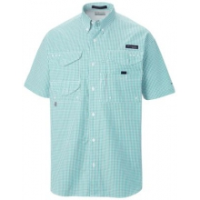 Men's Tall Super Bonehead Classic Short Sleeve Shirt by Columbia