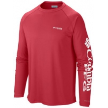 Men's Tall Terminal Tackle Long Sleeve Shirt by Columbia