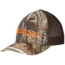 Camo Mesh Ball Cap by Columbia