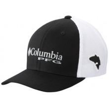 Unisex Pfg Mesh Ball Cap by Columbia in Spruce Grove Ab